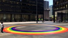 Mactac announces new liner for IMAGin StreetTRAX outdoor floor graphic media.