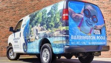 Mactac unveils next generation B-free vehicle wrap film.