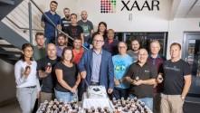 XAAR Celebrates 20 years of the XAAR 128 inkjet printhead.