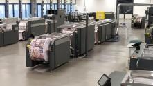 Tecnau announce new digital print finishing possibilities.