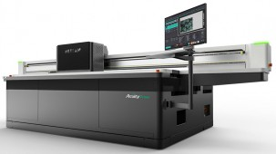 This new flatbed is part of Fujifilm's strategy to create 'the new blueprint' for wide format by resetting expectations relating to price/performance, versatility, value and ease-of-use.