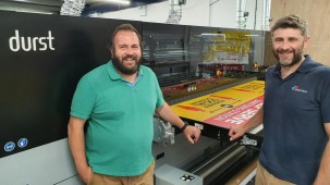 Making money while sleeping – Durst's printing revolution for Digipress.