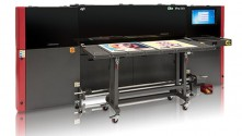 The Christiansburg, Virginia-based signage and graphics franchise purchased the 65-inch wide printer from local authorized EFI distributor Intoprint Technologies.