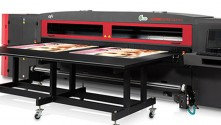 Aahs Signs Primed for Online Growth with VUTEk LED Hybrid Superwide-Format Printer.