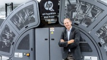 Elanders Germany is using HP Indigo and Inkjet technology to produce soft-cover books in a cost-effective and timely way.