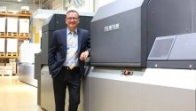 New Fujifilm Jet Press 750S at Straub Druck & Medien AG is the company's third Jet Press installation in five years.