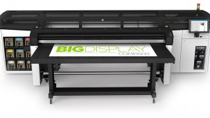 Slough-based The Big Display company said the HP Latex R2000 Plus printer has completely changed the way it operates as a business.