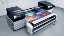 Anvy Digital experiences increased revenue with the SpyderX wide format inkjet press from Fujifilm.
