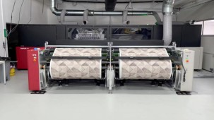 Chiyoda increases versatility and productivity with InterioJet décor paper printing solution from Agfa.