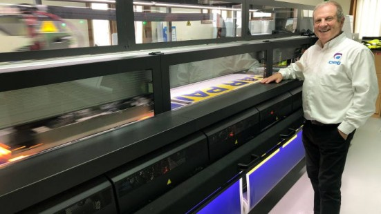 OPG chooses HP Latex 3200 for quality, productivity and green credentials.