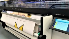 First in the UK – Multiprint Solutions installs brand new Océ Colorado 1650 printer.