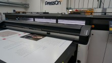 Kent-based large format digital printing specialist PressOn says it is impressed by the new applications and productivity levels achievable with the HP Latex R-series, upgraded for 2020.