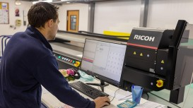 Yorkshire-based Inprint Colour offers insight into how Ricoh printer has helped it keep up with surge in demand for safety signage.