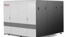 Ricoh's ProTM VC20000 inkjet delivers ease of use for multiple print applications.