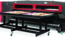 Bourgeois Publicité Completes its Digital Production Fleet with an EFI VUTEk LED Hybrid Printer.