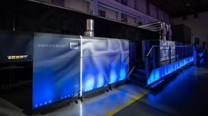 Best of both worlds: Koenig & Bauer Durst launches VariJET 106 in world premiere.