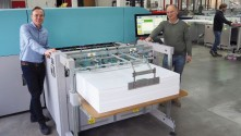 Dutch printer's investment in the Acuity B1 with a white ink option, has led to reliable high quality output and a positive return on investment.