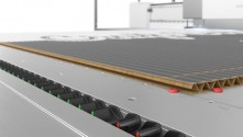 swissQprint flatbed printers now come equipped with a new vacuum table that is subdivided into as many as 256 segments.