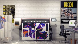 HP Stitch 'opens up new avenues' for textile studio Pixalili.