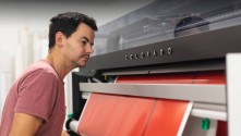 Out-of-home (OOH) media specialist BBF Grafismos y Publicidad in Madrid, Spain, has transformed its business model, using Canon UVgel wide format printing technology.