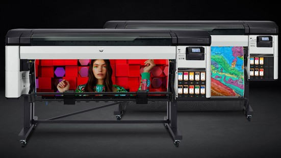 Innovative new HP DesignJet and HP PageWide XL ranges also enable expanded application potential.