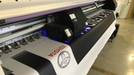 Borney is highly respected in the industry for the high-quality signs, flags and banners they produce for clients such as TOYOTA.