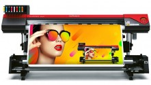 Roland DG launches VersaEXPRESS RF-640 8 Colour eco-solvent printer.