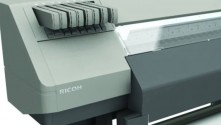 New RICOH Pro TF6250 Wide-Format Flatbed Printer Delivers Impressive Media Versatility and Productivity.