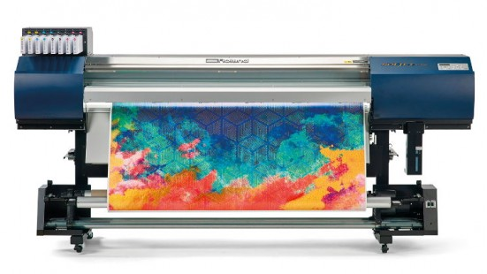 Roland DG releases EJ-640 DECO water-based décor printer across EMEA.