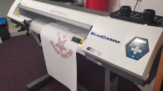 Recovery through discovery: Telford After Care Team expand print business with Roland.