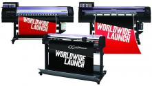 Hybrid to unveil further new Mimaki technology with worldwide launches at The Print Show.
