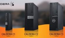Caldera launches new upgraded range of PCs.