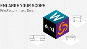PrintFactory announces a key partnership with Durst, which will now be using the PrintFactory API to provide customers in mixed print environments.