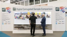 The Digital Corrugated Experience drew decision-makers from as far afield as Argentina, Brazil, Canada, Chile, Hong Kong, Israel, Japan, the Russian Federation, Saudi Arabia and South Africa, in addition to a strong European visitor base.
